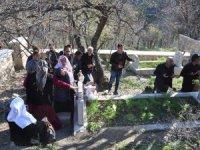 Seyyid Taha Hazretleri türbesine ziyaret