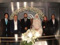 Gazeteci Taş'ın yeğenine görkemli düğün !