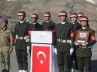 Hakkari'de şehit Zencerli memleketine uğurlandı
