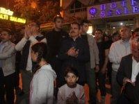 Hakkari'de birlik beraberlik halayları çekildi