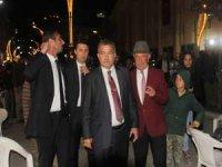 Genel Müdürü Uzunkaya'ya Hakkari gecelerine katıldı