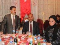 Hakkari'de korucu ailelere iftar yemeği verildi