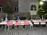 Hakkari özel idarede iftar programı düzenlendi