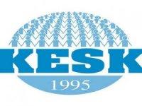 Hakkari KESK'ten basın açıklaması