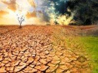 Çiftçileri kurak bir yıl bekliyor...