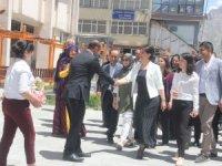 Buldan: Hakkari halkı ile bayramlaştı