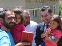 Vali Yardımcısı Duruk merkez köyleri ziyaret etti