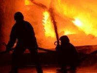 Kiibrit fabrikasında yangın: 30 ölü