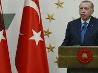Erdoğan:' Seçim sonuçları hayırlı olsun...