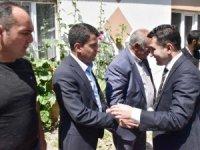 Vali Yardımcısı Duruk köy halkıyla yemekte buluştu