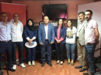Ak Partili Başkan Ertuş'tan Başkan Er'e ziyaret