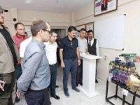 Çukurca'da ilk defa sürücü kursu açıldı