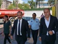 Eşbaşkan Karaman belediye çalışmalarını denetledi...