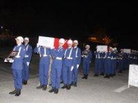 Hakkari'de Şehit 3 asker için tören düzenlendi