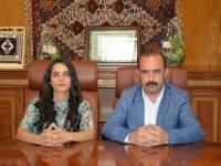 Hakkari Belediyesi Eşbaşkanlığına Hümeyra Armut seçildi