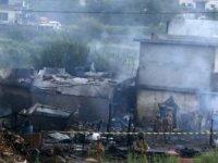 Hava saldırısı: 1'i çocuk, 7 ölü