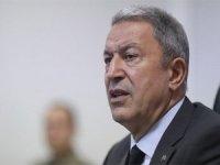 Akar: 'Kıbrıs 82 milyonun milli davası'