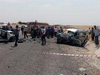 Katliam gibi kaza: 4 ölü, 4'ü ağır 8 yaralı