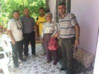 Şehit ve gazi ailelerine kurban eti dağıtıldı