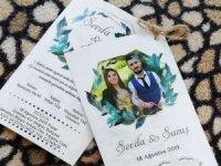 Taş ailesinin düğün törenine davet