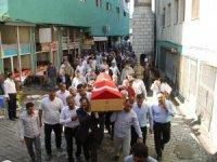 Patlamada hayatını kaybeden genç toprağa verildi