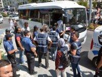 HDP'liler gözaltına alındı