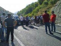 Hakkari-Van karayolunda trafik kazası: 3 yaralı