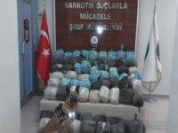 342 kilo eroin ele geçirildi