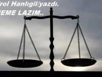 NEME LAZIM..