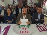 HDP Hakkari il örgütünden açıklama
