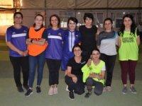 HDP kadın meclisi halı saha maçı yaptı