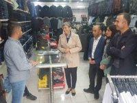 HDP milletvekilleri esnafları ziyaret etti