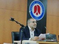 İreç Şehbazi'den Hakkari'de Mevlana Konferansı