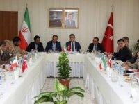 Türkiye-İran alt güvenlik toplantısı yapıldı