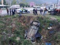 Ceza yedikten sonra kaza yaptı: 2 Ölü
