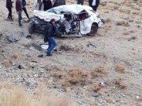 Hakkari-Van karayolunda kaza: 3 ölü, 4 yaralı