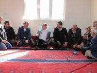 Vali Akbıyık'tan Taş ailesine taziye ziyareti
