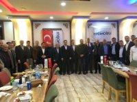 Prof. Dr. Ömer Pakiş'den Mardin'e övgü