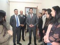Vali Yardımcısı Gölbaşı'dan Kültür ve Aile Kadın Müdürlüğüne ziyaret