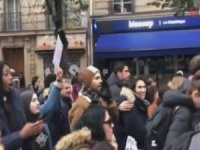 Fransa'da İslam nefretine karşı yürüyüş