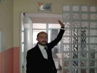 Hakkari baro odasına Av.  Cumhur Keskin ismi verildi