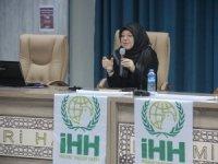 İHH'den ''Yeni Dünya Düzeninde Değişen Coğrafyalar ''Konferansı