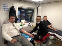 Hakkari'de 3 günlük kan bağışı sone erdi