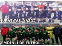 Şemdinli'de Futbol…