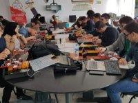 1.Hakkari Bilişimle üretim ve bilişim teknolojileri çalıştayı