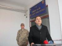 Geçitli Jandarma karakol binası yenilendi