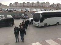 Van'da 11 kişi gözaltına alındı
