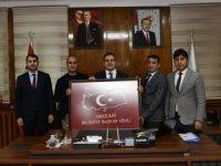 Başkan Adıyaman'dan Vali Akbıyık'a ziyaret