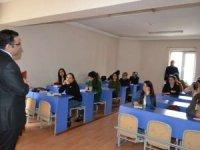 Hakkari girişimci kadınlarını yetiştiriyor projesi