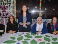 HDP'den kadınlara dayanışma yemeği